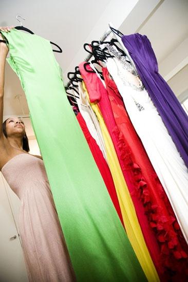 Tony Dress Shopping - Nikki M. James