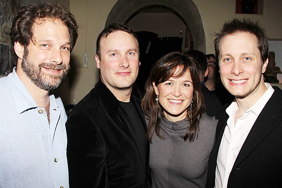 Kurt Deutsch - Andrew Croiter - Helen Anker - Jeff Croiter