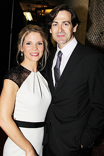 Drama Desk Awards 2012 – Kelli O'Hara – Greg Naughton