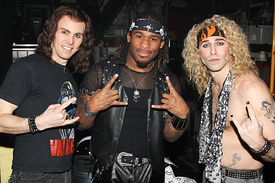 OP - Rock of Ages - Tony LePage - DeAngelo Williams - Joey Calveri