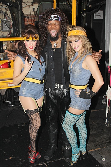 OP - Rock of Ages - Ahman Green