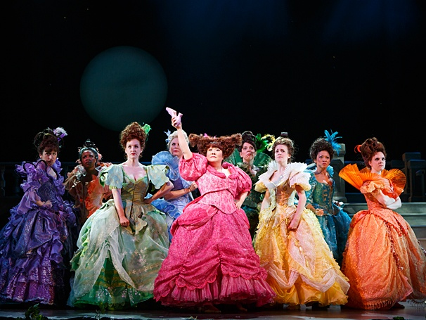 Cinderella - Show Photos - PS - 3/14 - Ann Harada