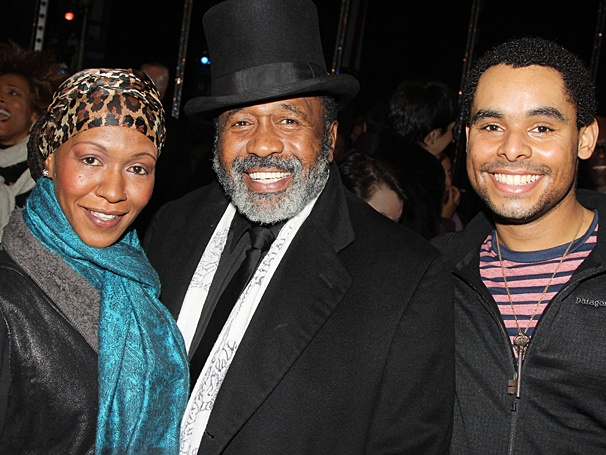 After Midnight - Ben Vereen and Brian Stokes Mitchell - OP - 3/14 - Dormeshia Sumbry-Edwards - Ben Vereen - Phillip Attmore