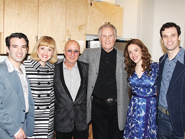 Beautiful - Bill Medley sings - OP - 4/14 -  Paul Shaffer - Bill Medley - Jarrod Spector - Anika Larsen - Jessie Mueller - Jake Epstein