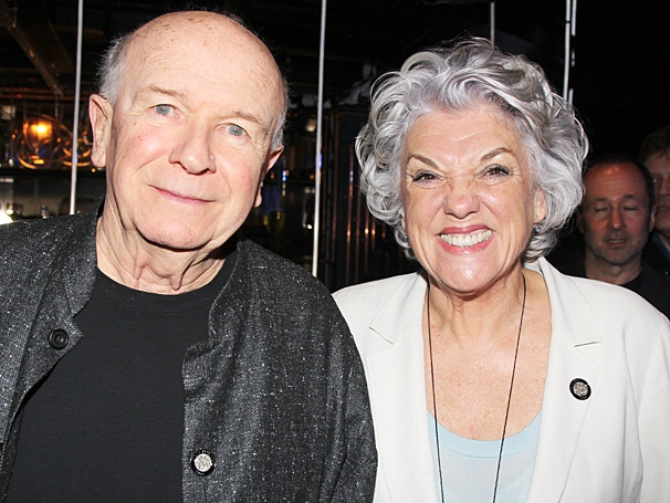 Meet the Nominees – OP – 4/14 – Terrence McNally - Tyne Daly