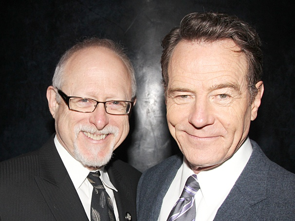Meet the Nominees – OP – 4/14 – Robert Schenkkan - Bryan Cranston