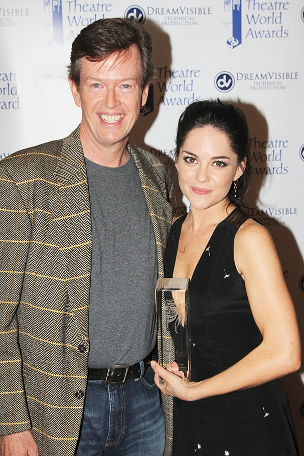 Theatre World Awards - OP - 6/14 - Dylan Baker - Sarah Greene