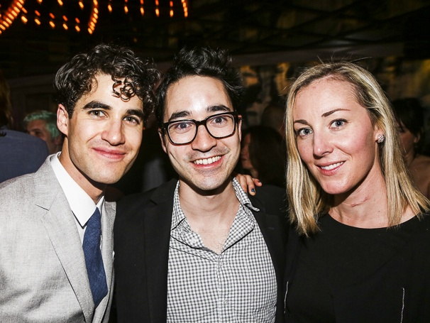 whatamidoingwithmylife - Pics and gifs of Darren in Hedwig and the Angry Inch on Broadway. 10.210684
