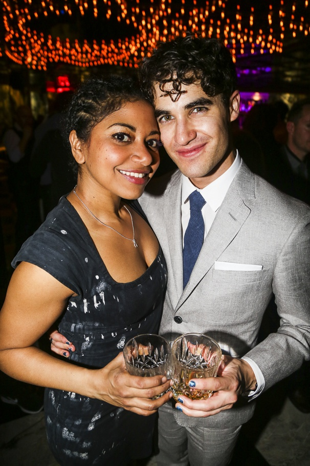 whatamidoingwithmylife - Pics and gifs of Darren in Hedwig and the Angry Inch on Broadway. 10.210687