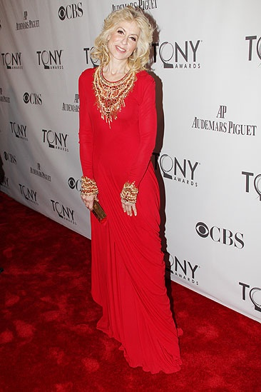 2011 Tony Awards Red Carpet – Judith Light