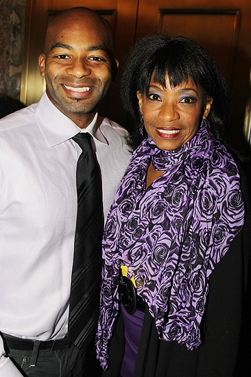 Chaplin  Opening Night  Brandon Victor Dixon  Adriane Lenox