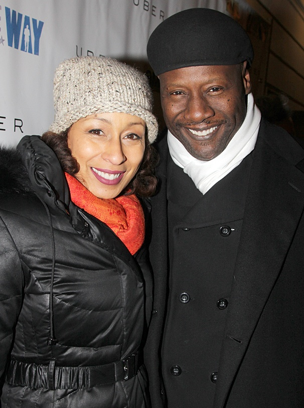 All The Way - Opening - OP - 3/14 - Tamara Tunie - Gregory Generet