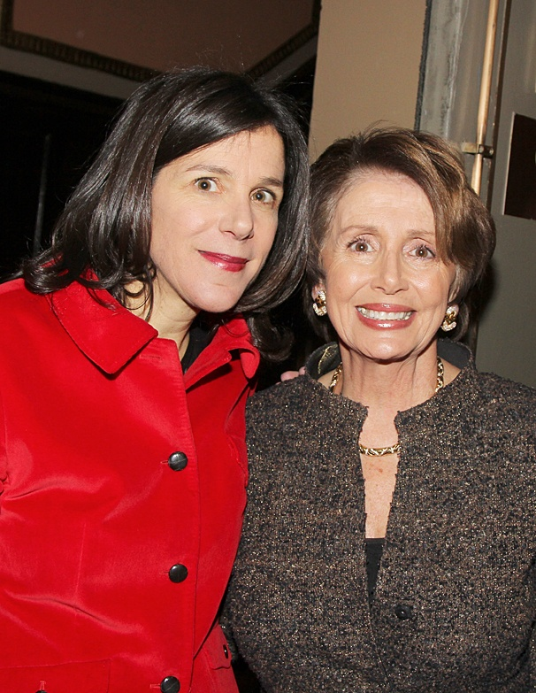 All The Way - Opening - OP - 3/14 - Nancy Pelosi - Christine Pelosi