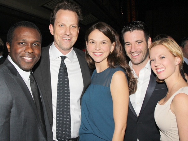 Roundabout Gala - Sam Mendes - OP - 3/14 - Joshua Henry - Sutton Foster - Tim - Patti Murin - Colin Donnell