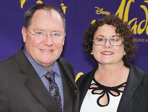 Aladdin - Opening - OP - 3/14 - John Lasseter - Nancy Lasseter