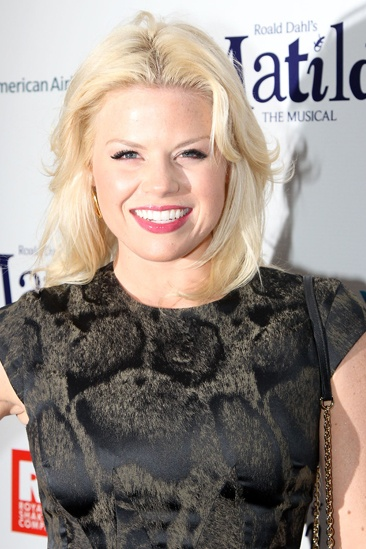 Matilda – Opening Night – Megan Hilty