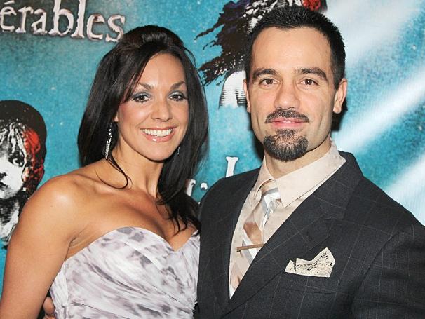 Les Miserables - Opening - OP - 3/14 - Ramin Karimloo - Mandy Karimloo