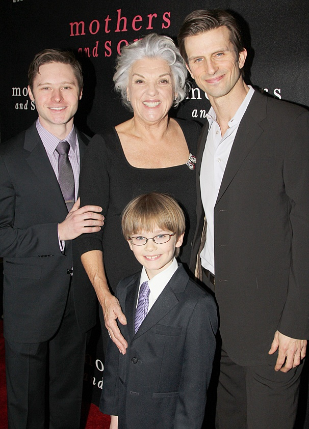 Tyne Daly and Her Moth...
