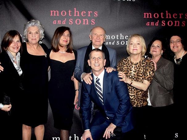 Tyne Daly Family Photo...