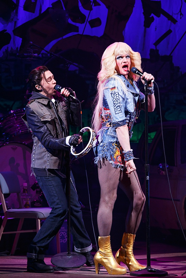 Hedwig and the Angry Inch - Show Photos - PS - 4/14 - Lena Hall - Neil Patrick Harris