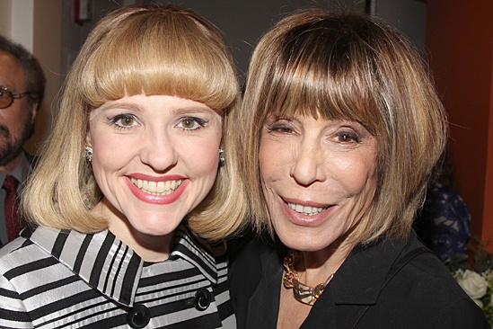 <I> Beautiful: The Carole King Musical</I>: Opening - Anika Larsen - Cynthia Weil