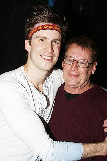 Hair Celebs - Gavin Creel - Cleve Jones