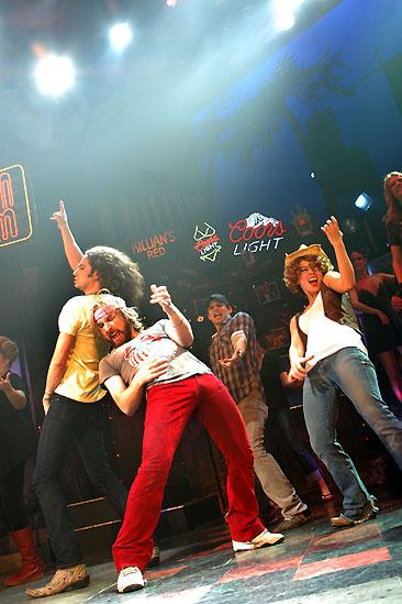 Rock of Ages Air Guitar Contest - Constantine Maroulis - William Ocean - Savannah Wise