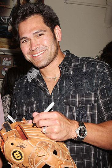Mets and Yankees at Rock of Ages - Johnny Damon