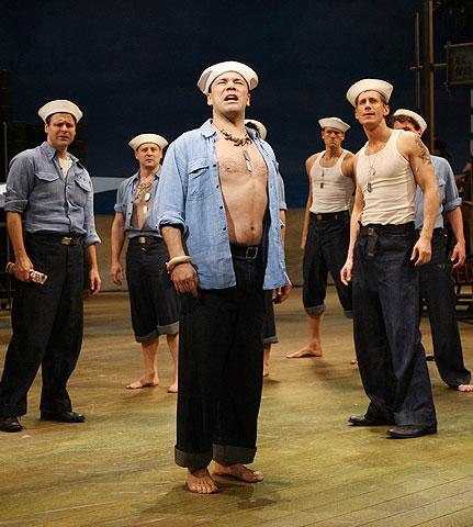 South Pacific - Show Photo - Danny Burstein