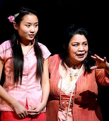 South Pacific - Show Photo - Li Jun Li - Loretta Ables Sayre