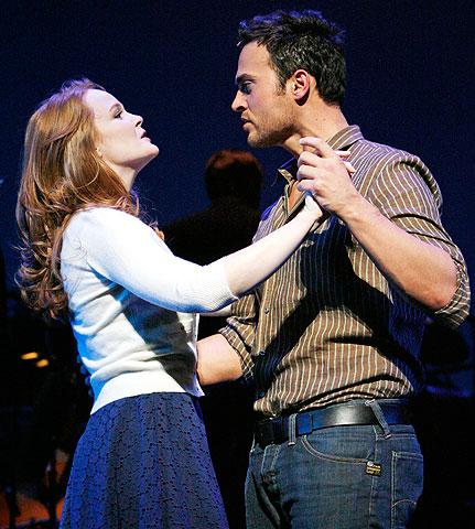 Finian's Rainbow - Show Photos - Kate Baldwin - Cheyenne Jackson