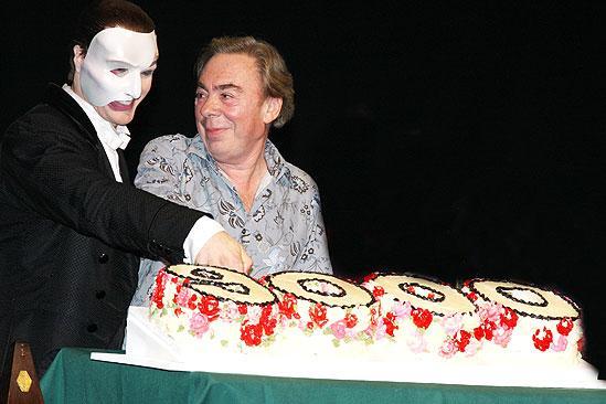 Phantom 9000 performance – Andrew Lloyd Webber – John Cudia