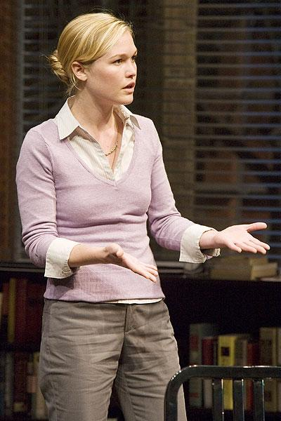 Oleanna - Show Photos - Julia Stiles