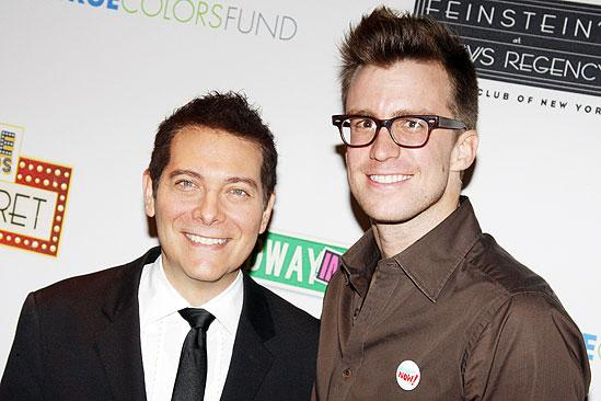 True Colors Cabaret – Michael Feinstein – Gavin Creel