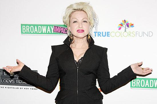 True Colors Cabaret – Cyndi Lauper