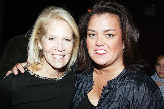 Love, Loss opening – Daryl Roth – Rosie O'Donnell