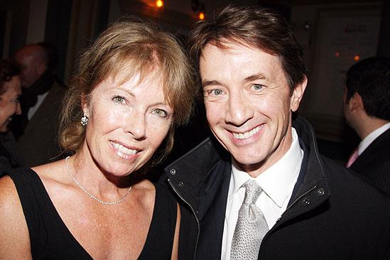 Love, Loss opening –  Martin Short – wife Nancy