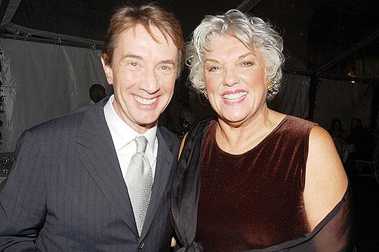 Love, Loss opening – Martin Short – Tyne Daly