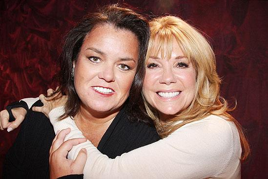Hoda and Kathie Lee at Love, Loss – Rosie O'Donnell – Kathie Lee Gifford
