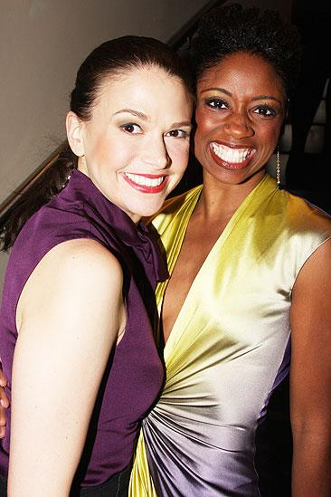 Memphis Opening - Montego Glover - Sutton Foster