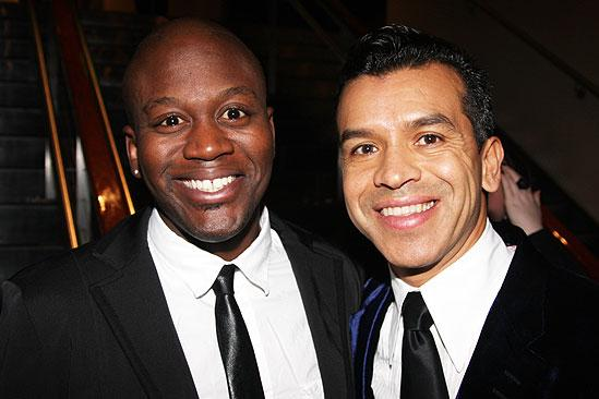 Memphis Opening - Sergio Trujillo - Tituss Burgess