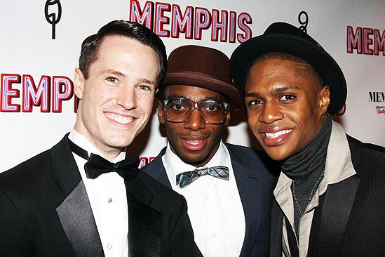 Memphis Opening - Cary Tedder - Daniel J. Watts - Ephraim Sykes