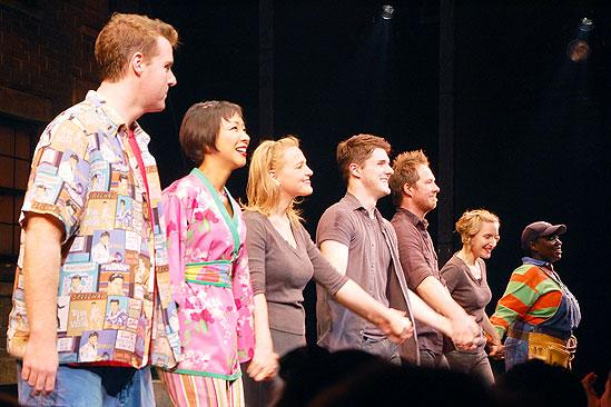 Avenue Q Opens at New World Stages – curtain call