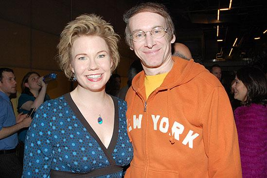 Avenue Q Opens at New World Stages – Jennifer Barnhart - Rick Lyon