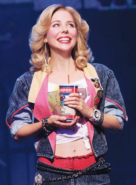 Show Photos - Rock of Ages - Kerry Butler