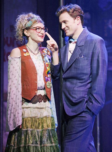 Show Photos - Rock of Ages - Lauren Molina - Tom Lenk
