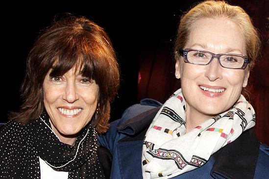 Meryl Streep at Love, Loss and What I Wore – Nora Ephron – Meryl Streep