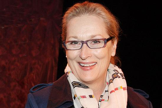 Meryl Streep at Love, Loss and What I Wore – Meryl Streep