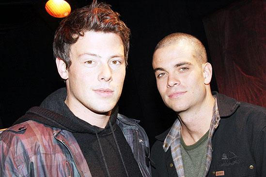 Glee Visits Love, Loss and What I Wore – Cory Monteith – Mark Salling