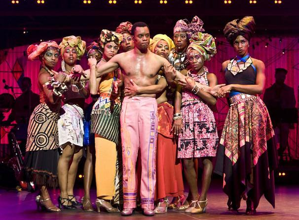 Fela - Show Photos - Kevin Mambo - ladies